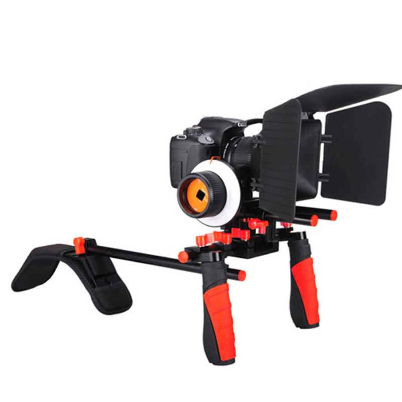 DHL-font-b-Aputure-b-font-V2-font-b-Camera-b-font-Shoulder-Stabilizer-Mountt-Rig